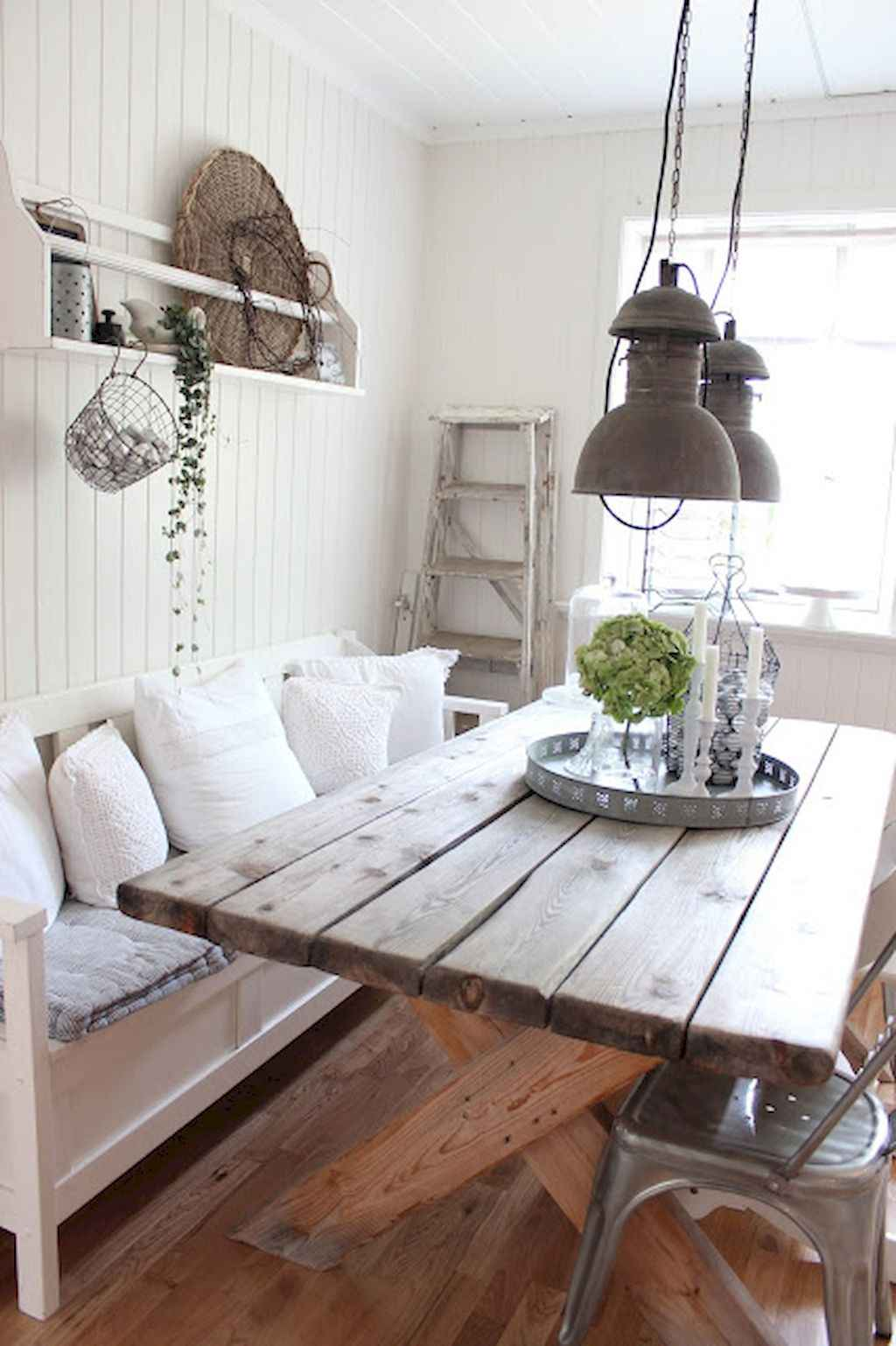 Clever small dining room ideas (62)