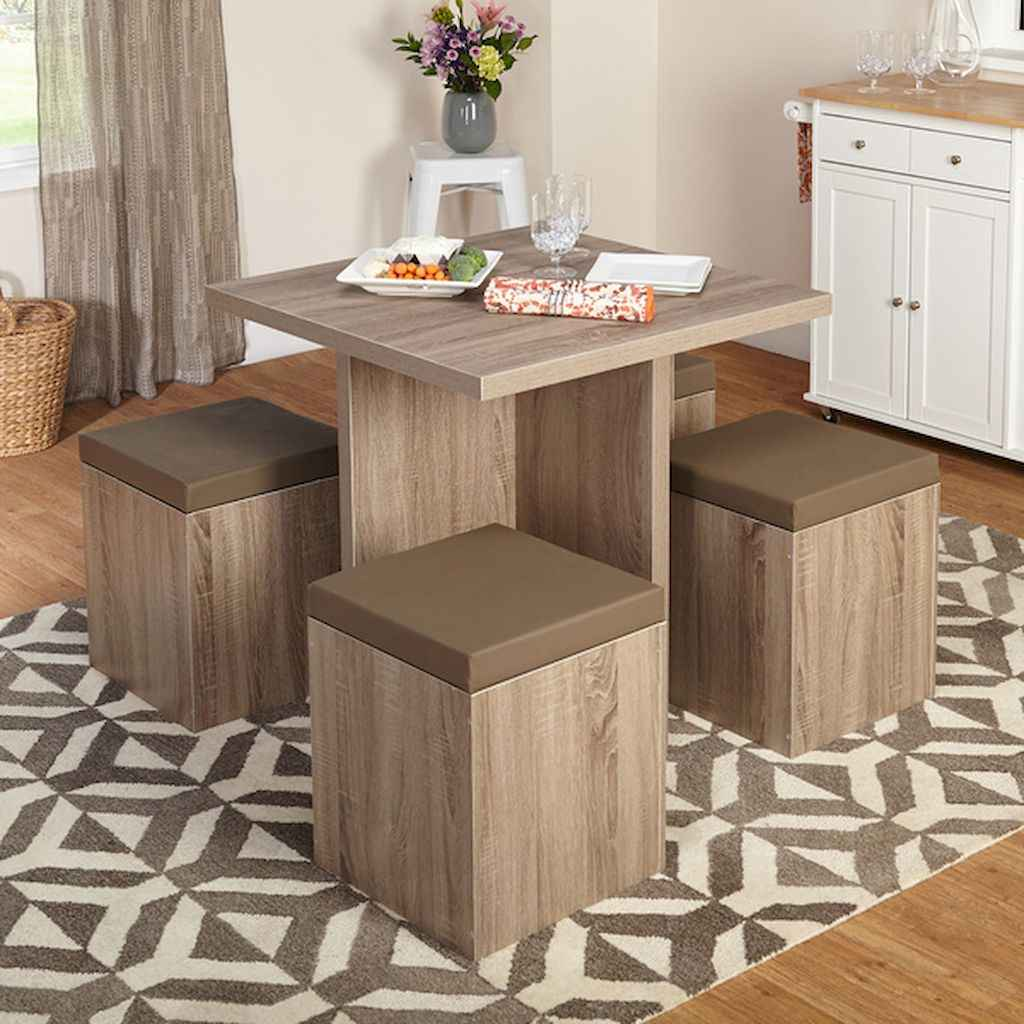 Clever small dining room ideas (9)
