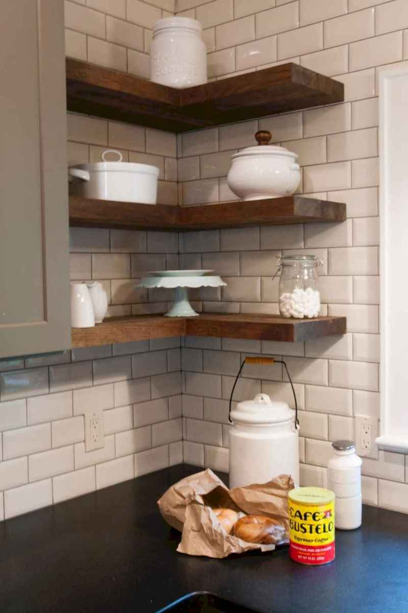 Clever small kitchen remodel and open shelves ideas (2)