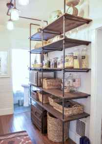 Clever small kitchen remodel and open shelves ideas (46)