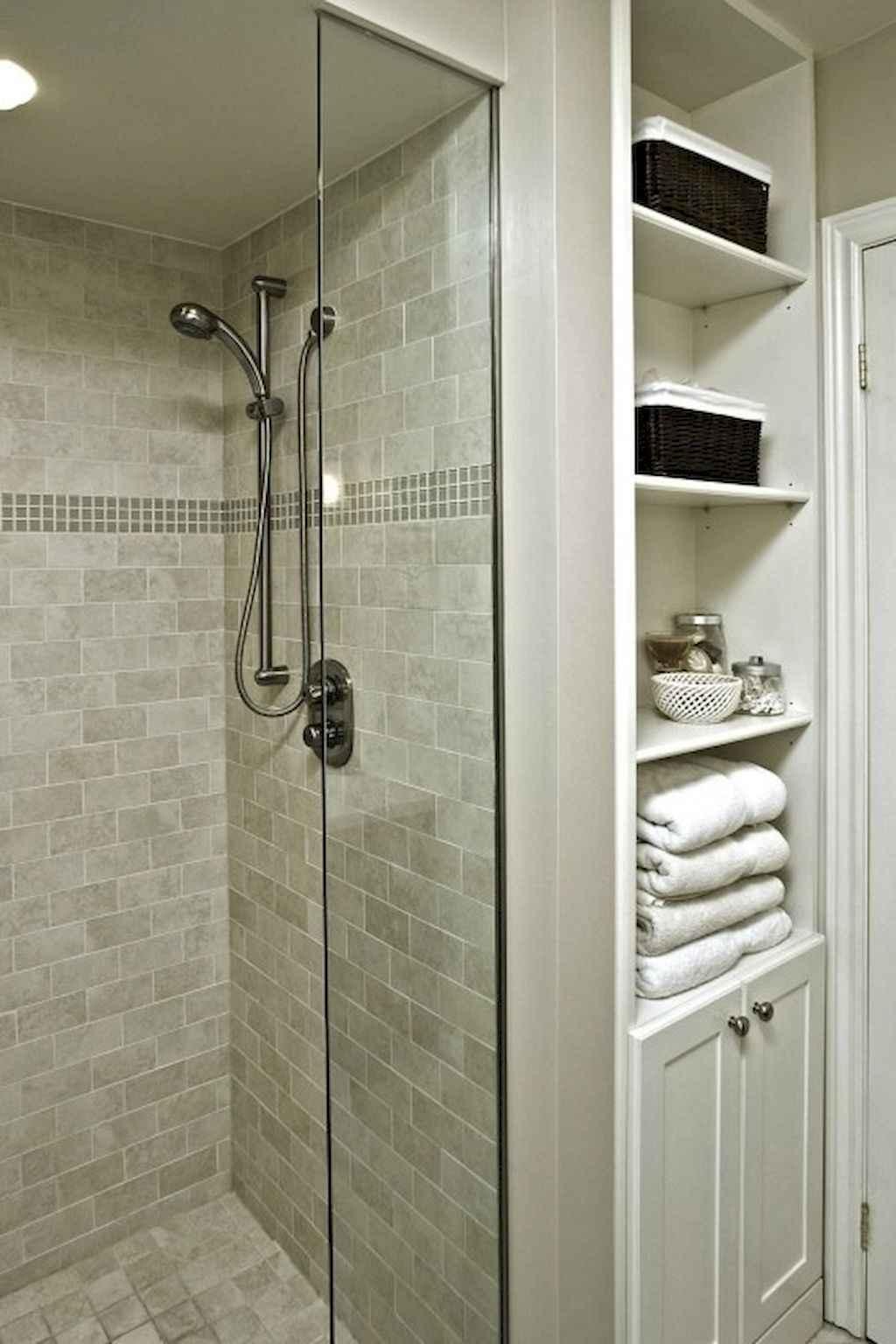 Cool bathroom storage shelves organization ideas (10)