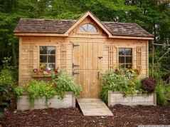 Cool diy backyard studio shed remodel design & decor ideas (16)