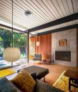 Cool mid century living room decor ideas (13)