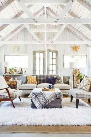 Cool mid century living room decor ideas (47)