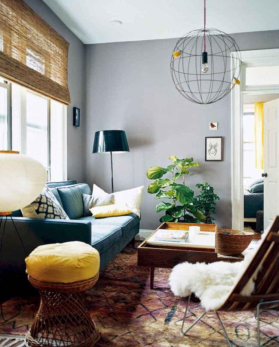 Cool mid century living room decor ideas (56)