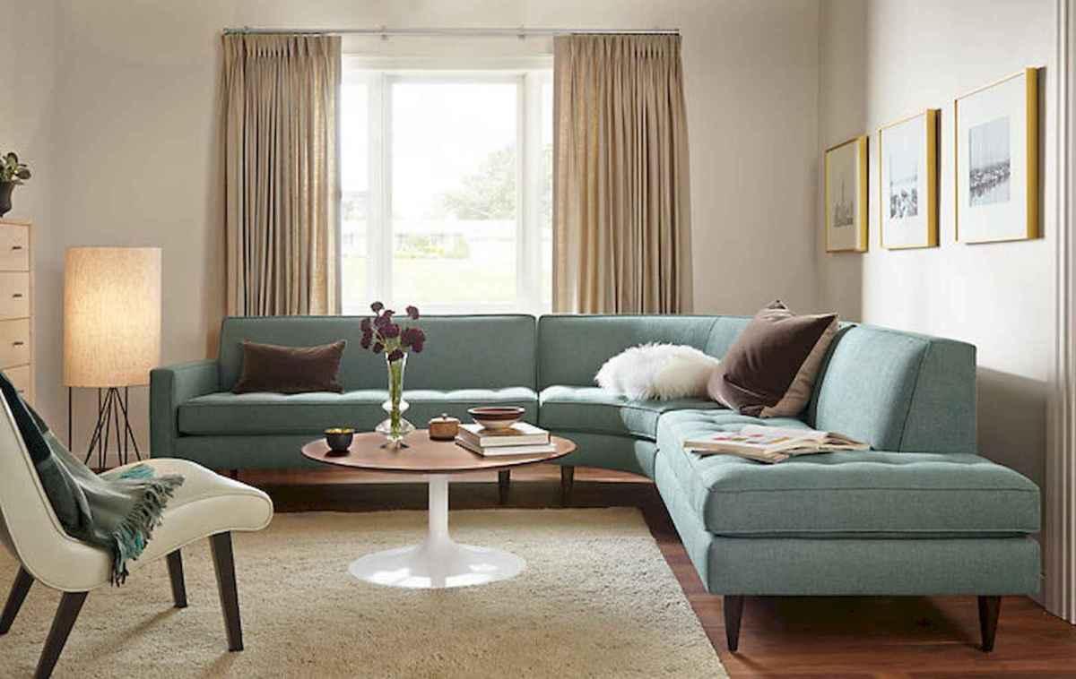 Cool mid century living room decor ideas (6)