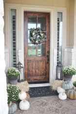 Creative diy fall porch decorating ideas (50)