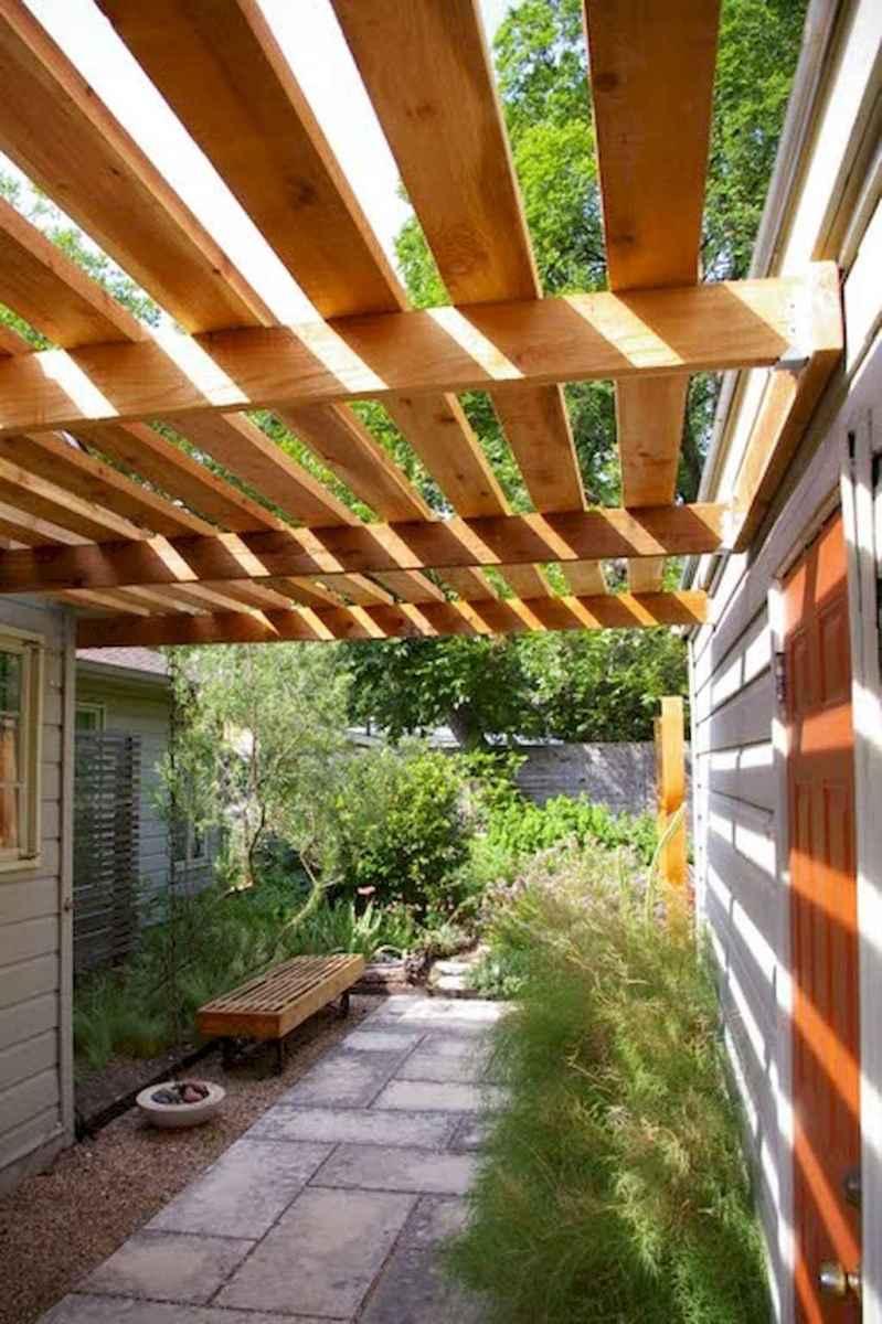Diy shade canopy ideas for patio & backyard decoration (12)