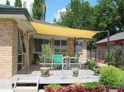 Diy shade canopy ideas for patio & backyard decoration (13)
