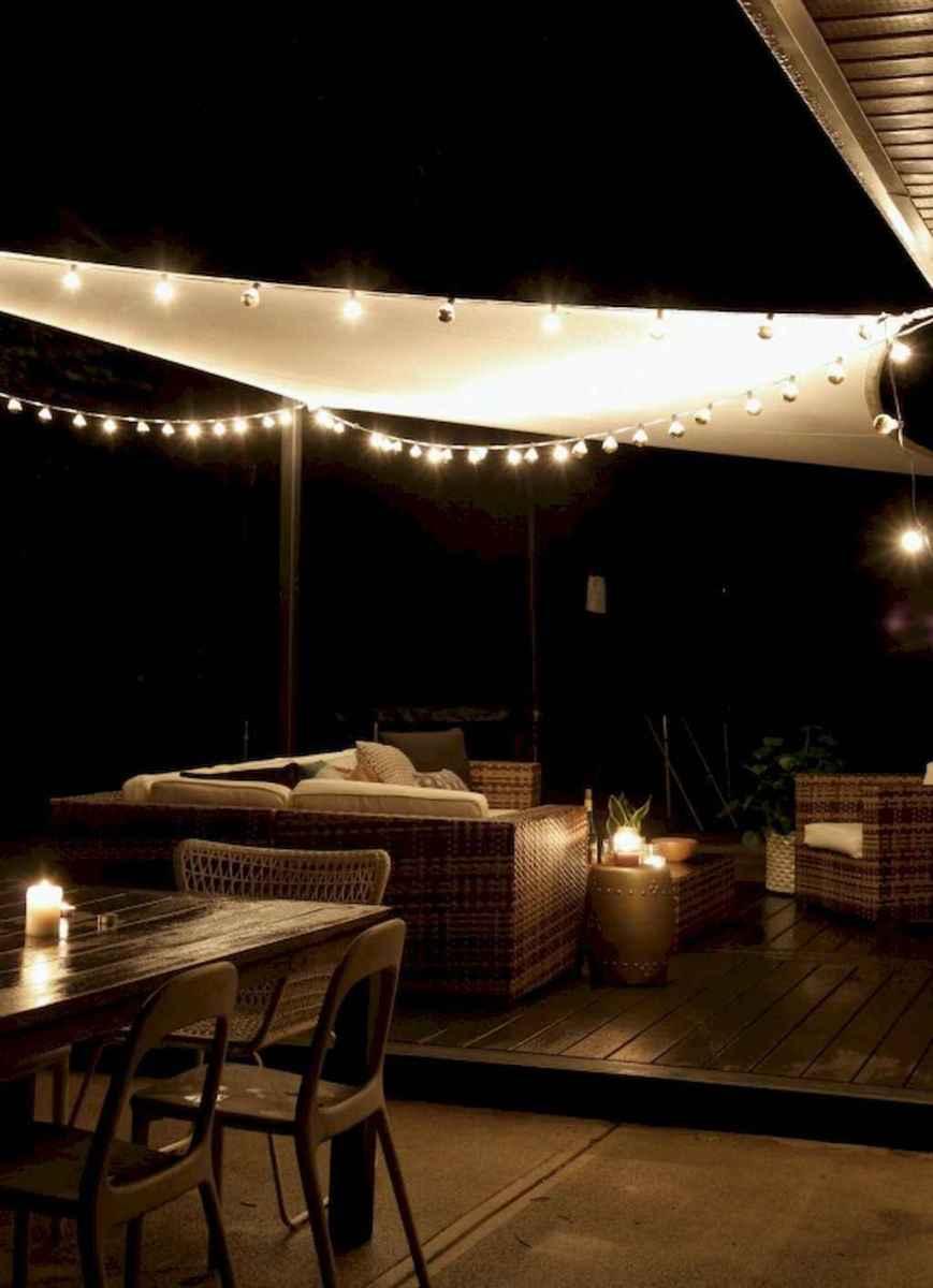 Diy shade canopy ideas for patio & backyard decoration (26)