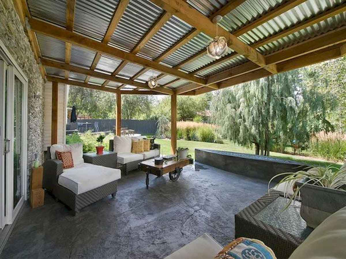 Diy shade canopy ideas for patio & backyard decoration (28)