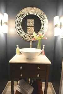 Fresh and cool powder room design & decoration ideas (18)