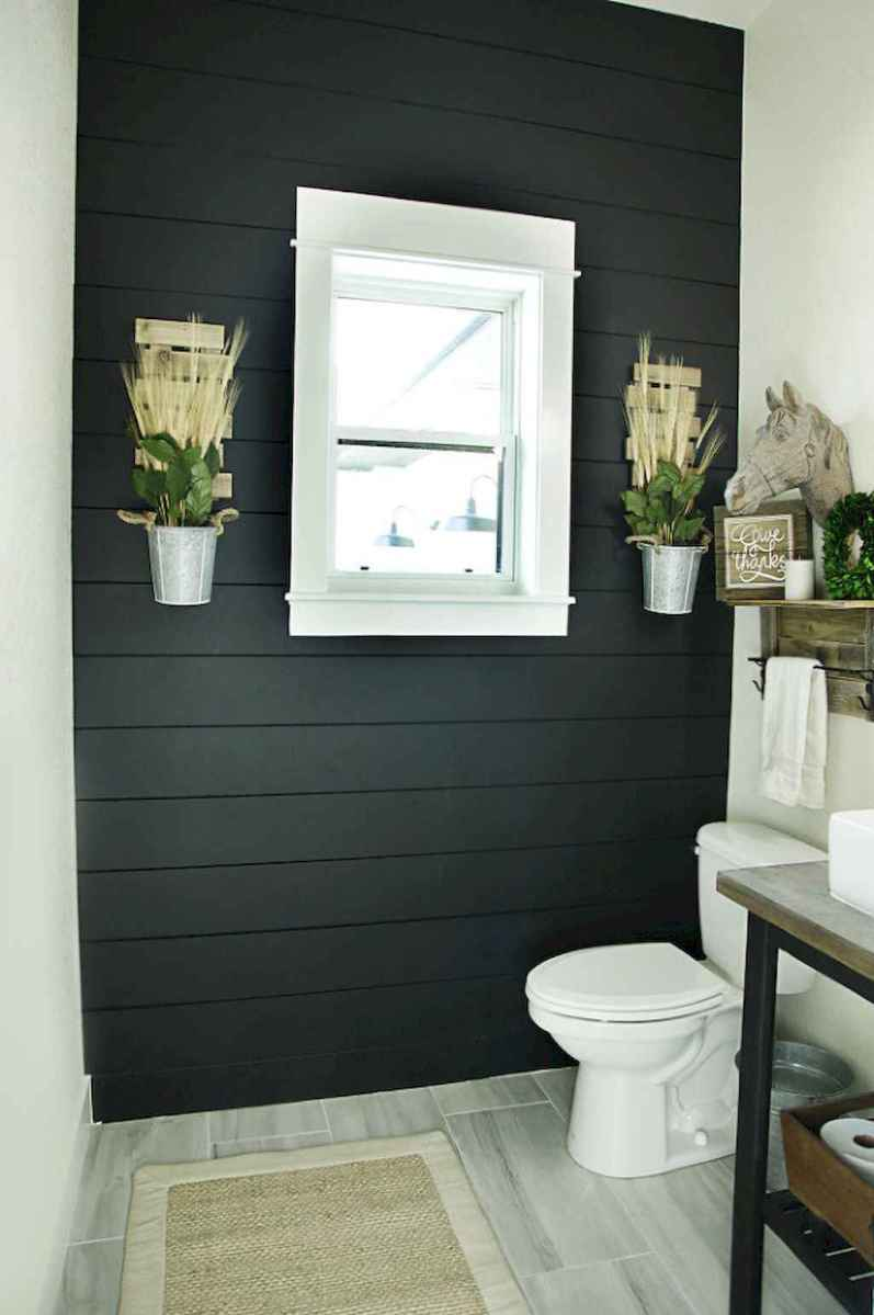 Fresh and cool powder room design & decoration ideas (28)