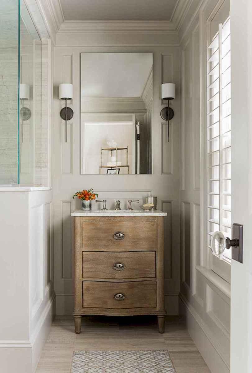 Fresh and cool powder room design & decoration ideas (50)
