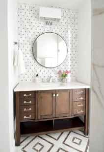 Fresh and cool powder room design & decoration ideas (57)