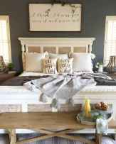 Gorgeous rustic master bedroom design & decor ideas (1)