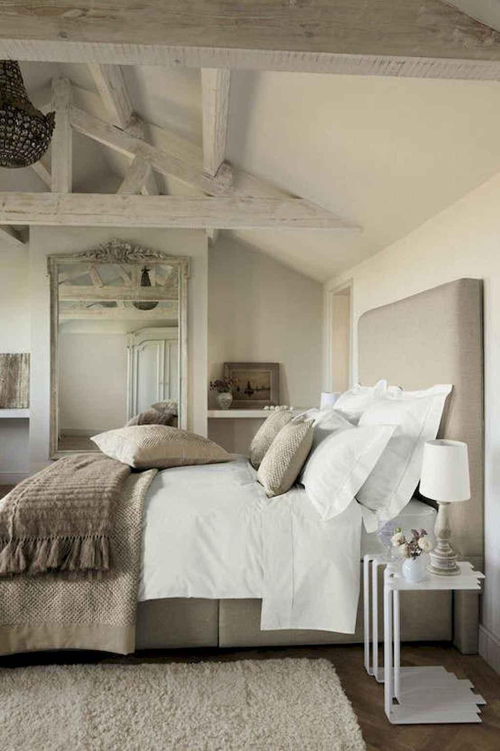Gorgeous rustic master bedroom design & decor ideas (21)