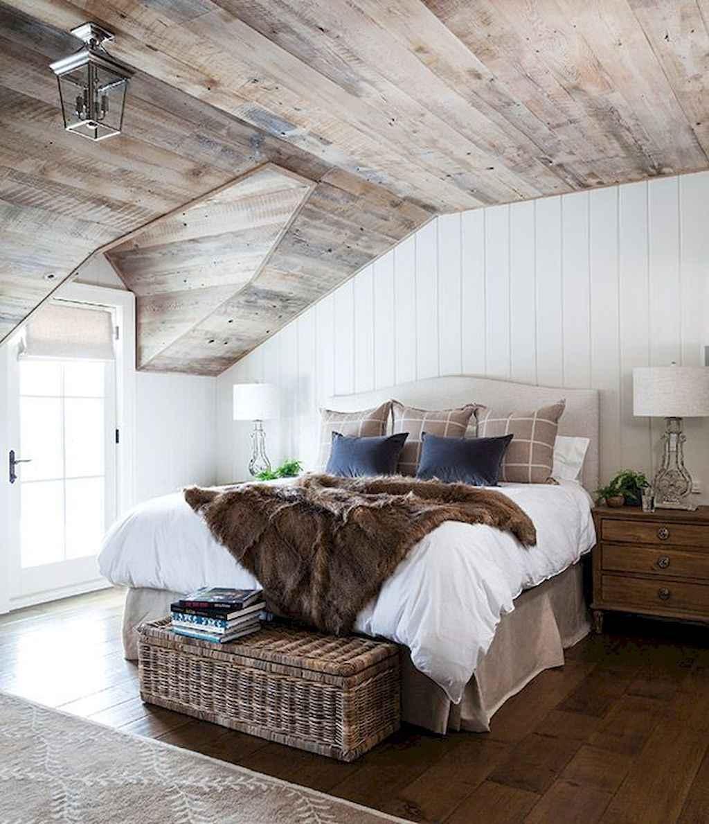 Gorgeous rustic master bedroom design & decor ideas (30)