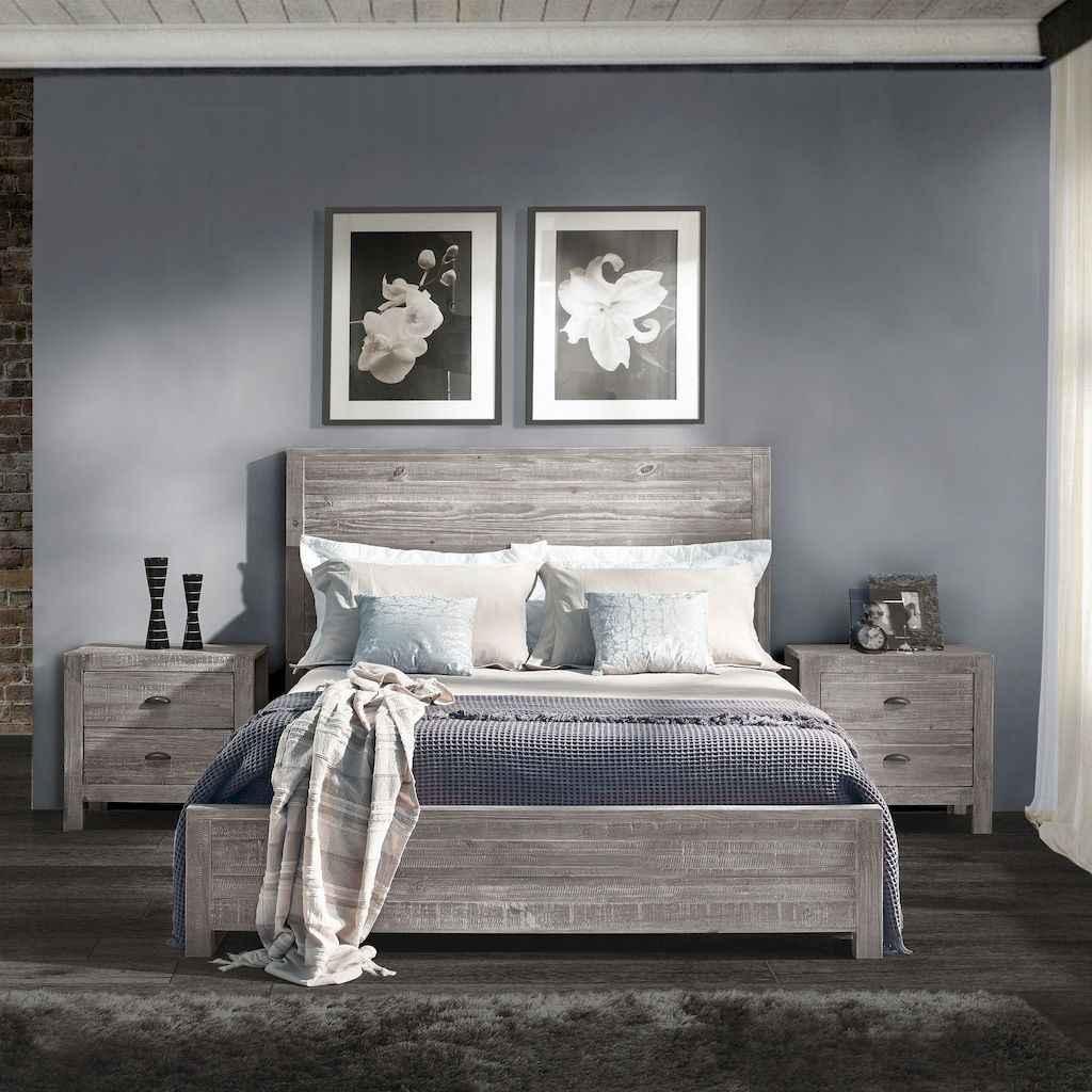 Gorgeous rustic master bedroom design & decor ideas (49)