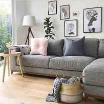 Gorgeous scandinavian living room design trends (24)