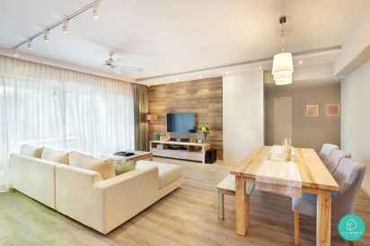 Gorgeous scandinavian living room design trends (42)