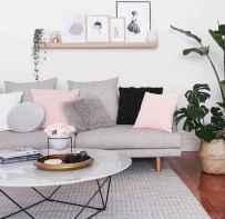 Gorgeous scandinavian living room design trends (55)