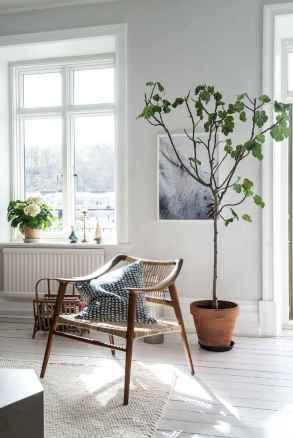 Gorgeous scandinavian living room design trends (58)