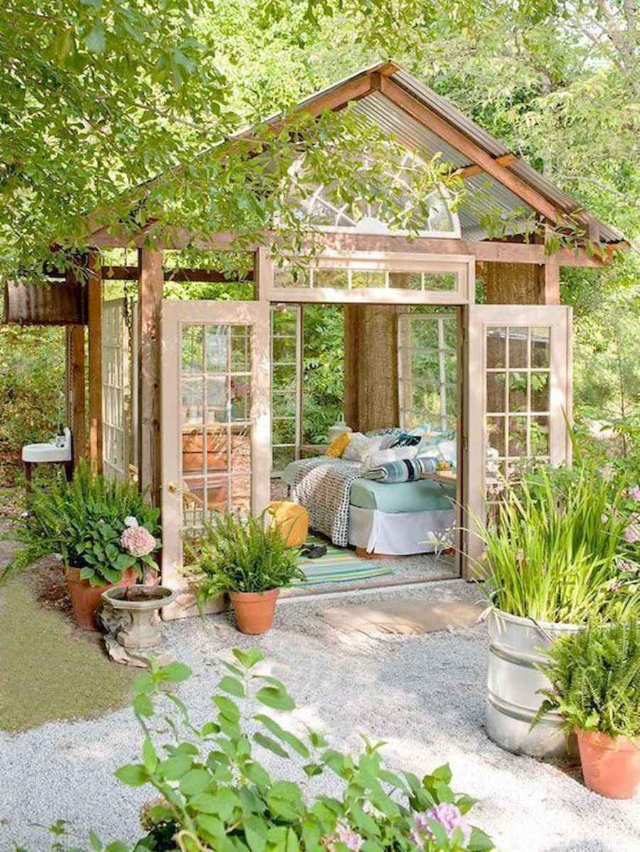 Incredible backyard storage shed makeover design ideas (2)