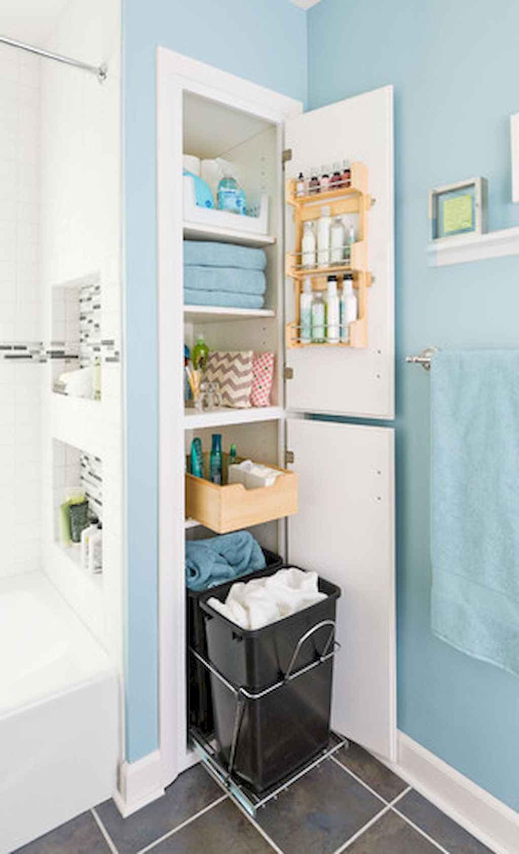 Inspiring apartment bathroom remodel ideas on a budget (24)