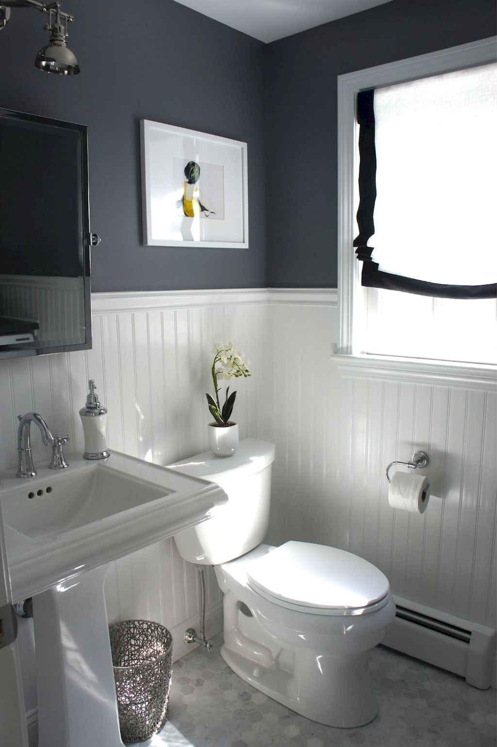 Inspiring apartment bathroom remodel ideas on a budget (37)
