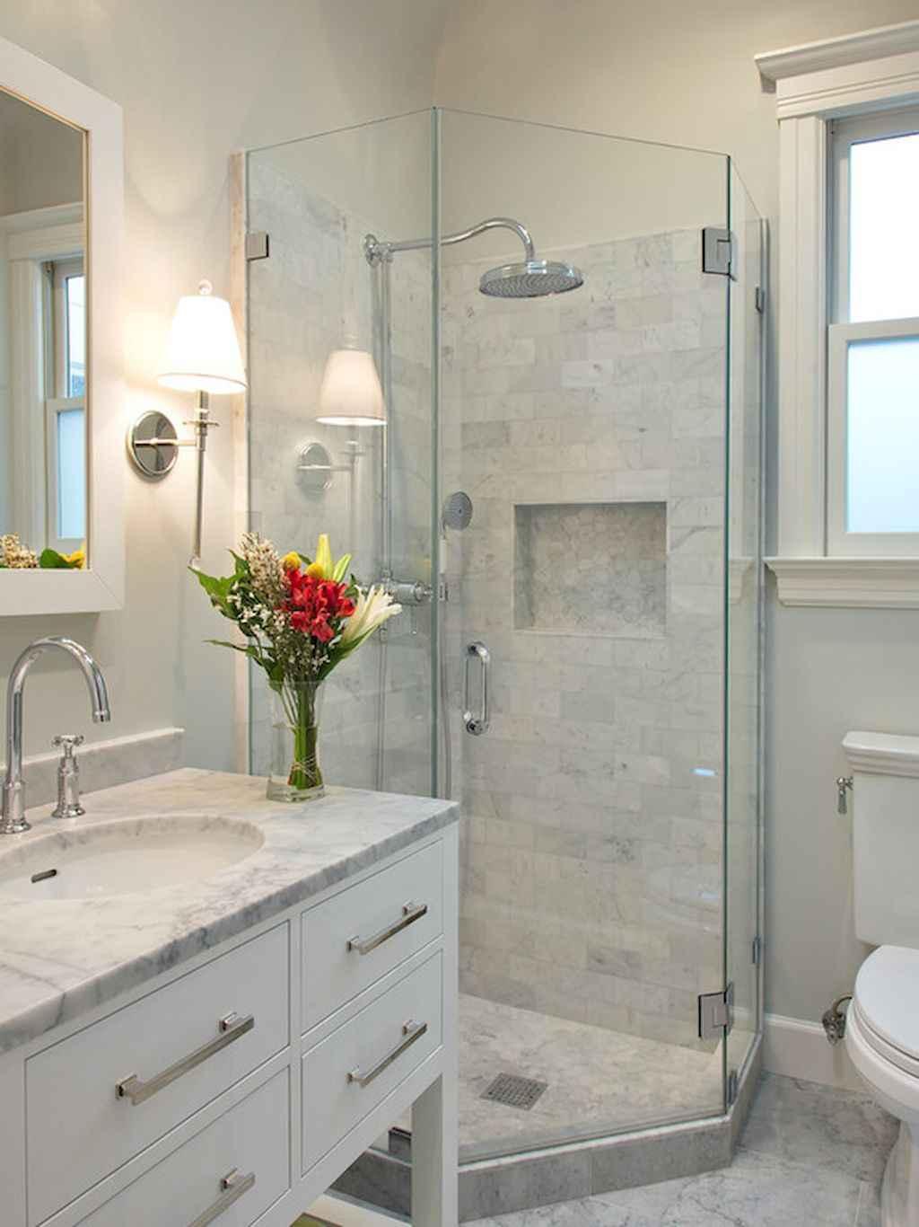 Inspiring apartment bathroom remodel ideas on a budget (6)