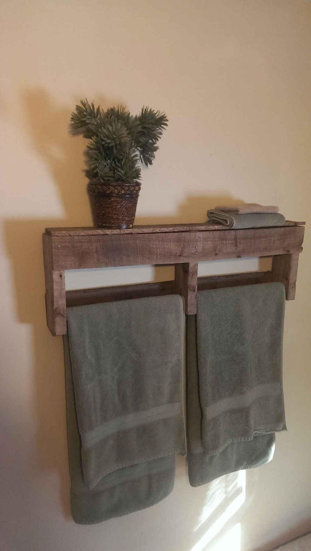 Inspiring rustic bathroom decor ideas (20)