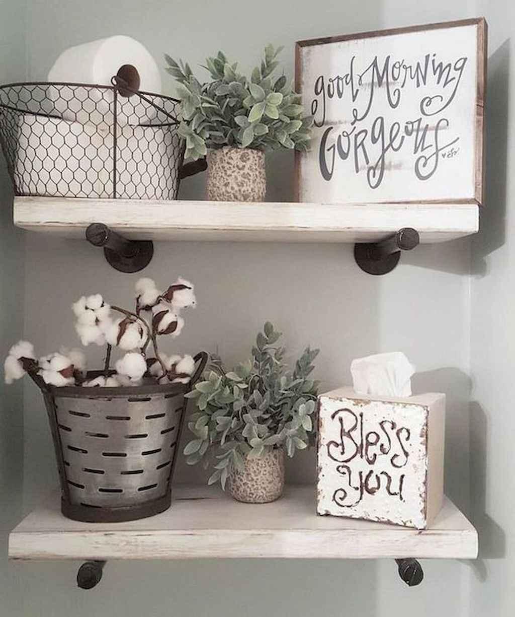 Inspiring rustic bathroom decor ideas (27)