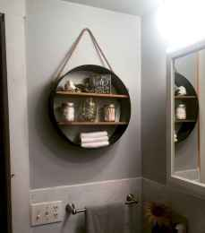 Inspiring rustic bathroom decor ideas (31)