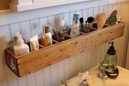 Inspiring rustic bathroom decor ideas (39)