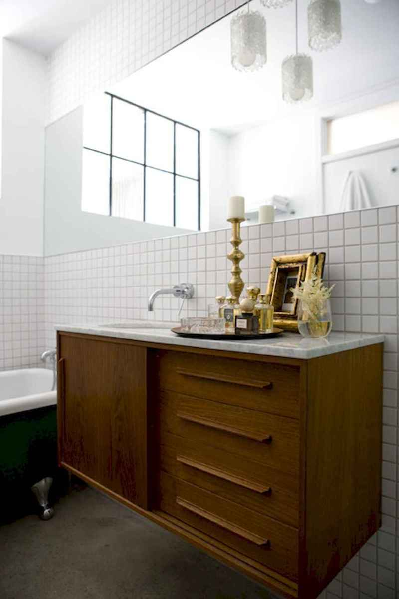 Mid century bathroom decoration ideas (20)