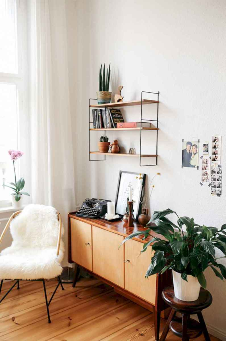 Mid century modern home decor & furniture ideas (14)