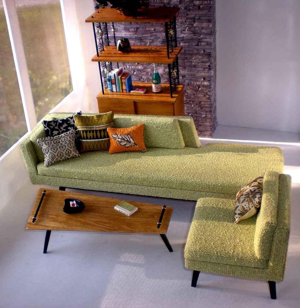 Mid century modern home decor & furniture ideas (2)