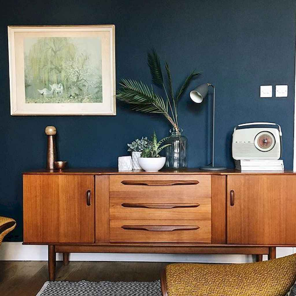 Mid century modern home decor & furniture ideas (44)