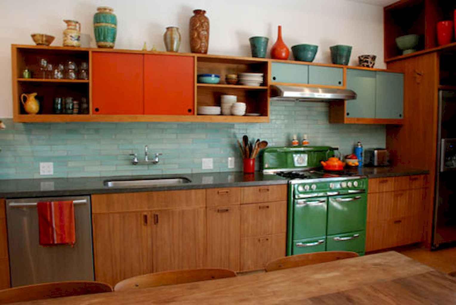 Mid century modern kitchen design ideas (1)