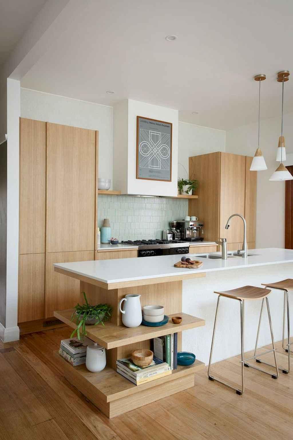 Mid century modern kitchen design ideas (12)