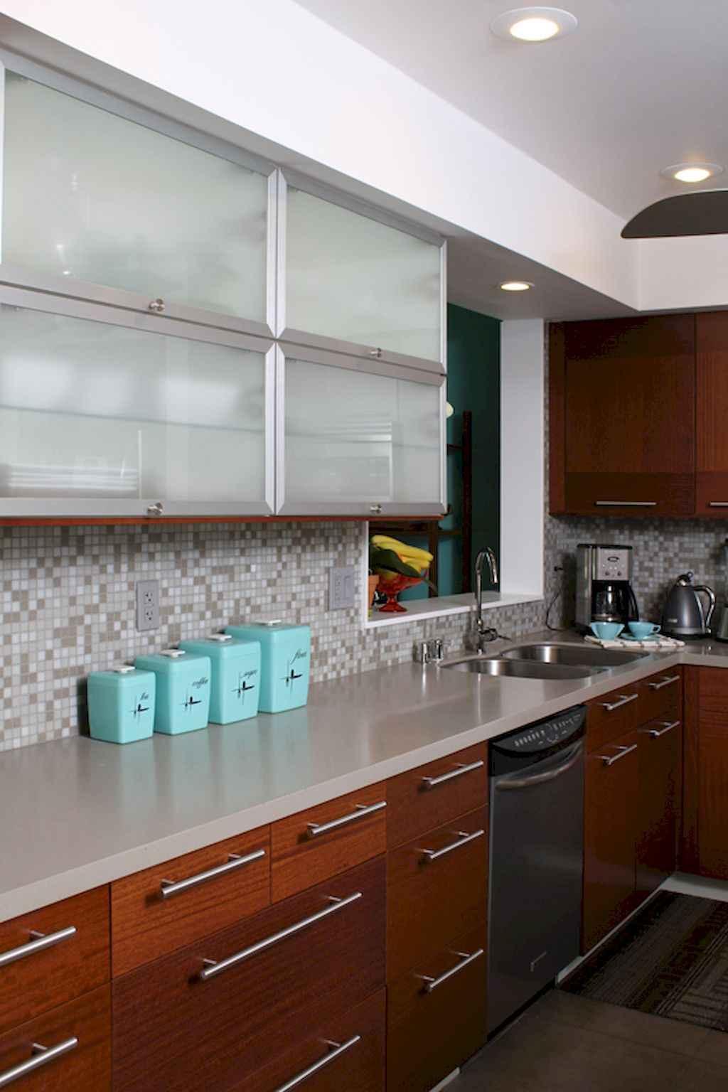 Mid century modern kitchen design ideas (16)