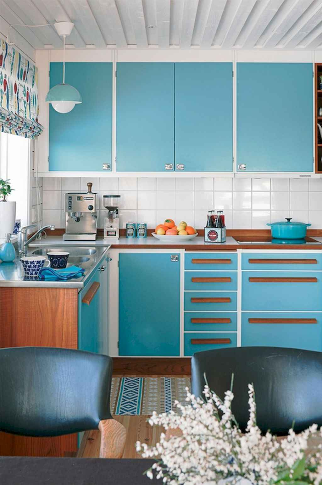 Mid century modern kitchen design ideas (6)