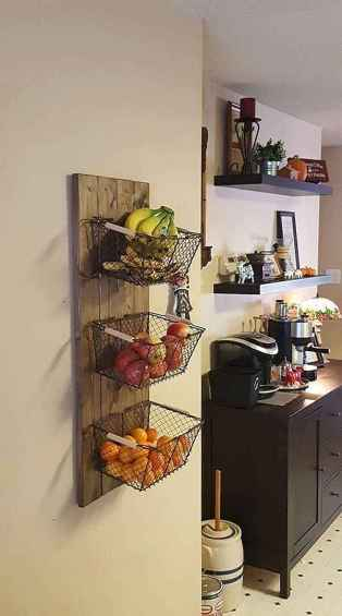 Most clever tips kitchen organization ideas (26)