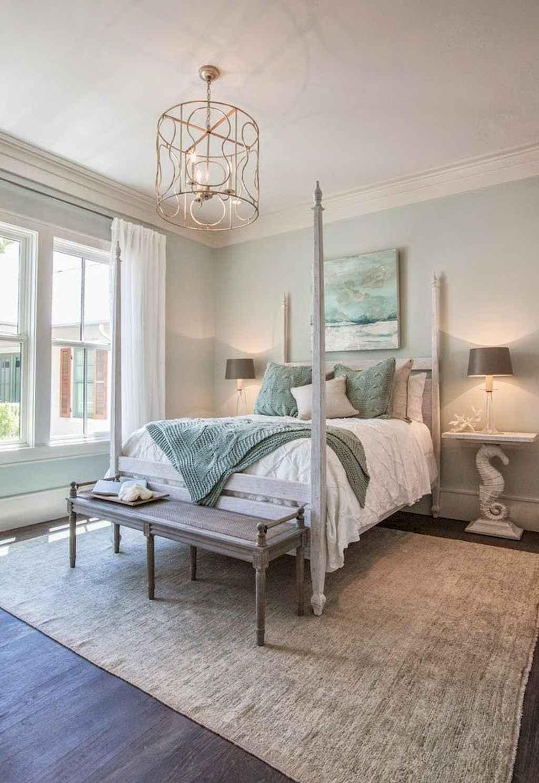 Perfect coastal beach bedroom decoration ideas (32)