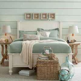 Perfect coastal beach bedroom decoration ideas (34)
