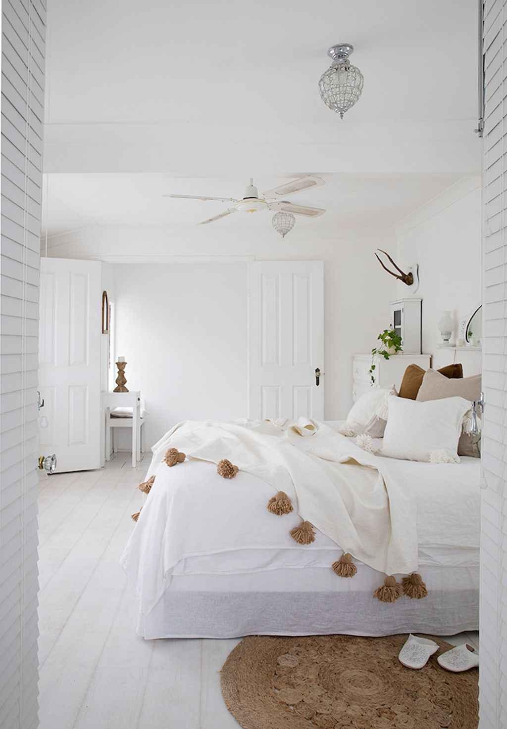 Perfect coastal beach bedroom decoration ideas (40)