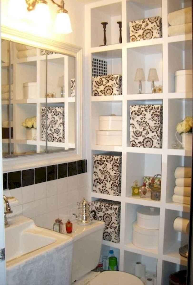 Quick and easy bathroom organization storage ideas (1)