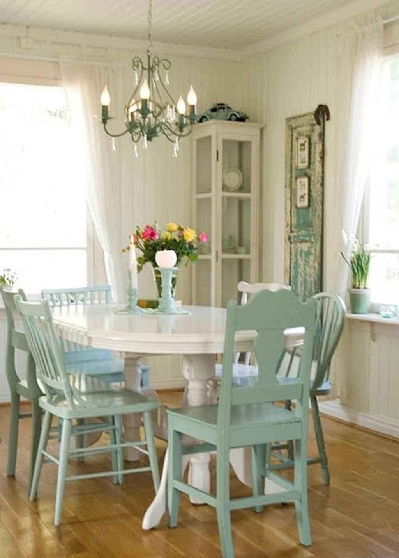 Romantic shabby chic living room decoration ideas (31)