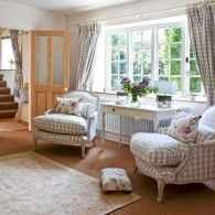 Romantic shabby chic living room decoration ideas (39)